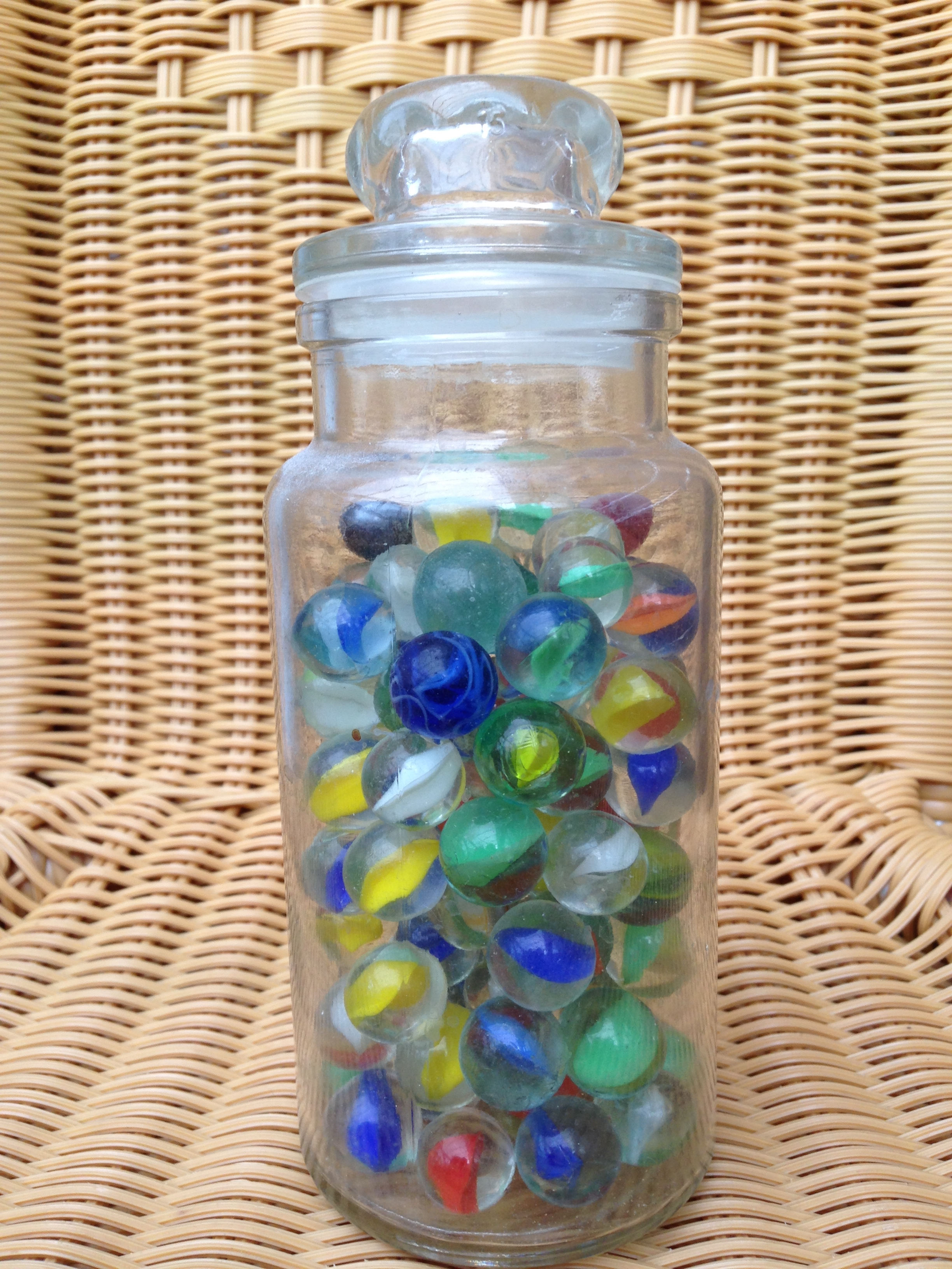 Jar Of Marbles Story : Friday writing prompts for january