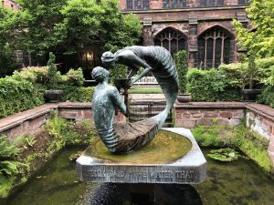 Write for Growth: From Stone to Story @ Chester Cathedral Library